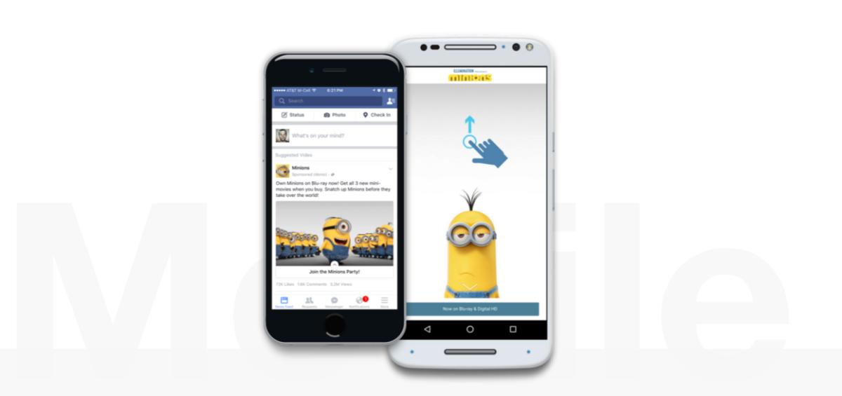 Facebook Canvas – gli strumenti per il tuo brand!