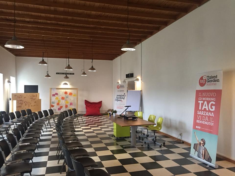 Vi presentiamo la nuova sede di Sarzana!