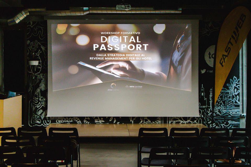 Digital passport: un viaggio lungo un workshop!